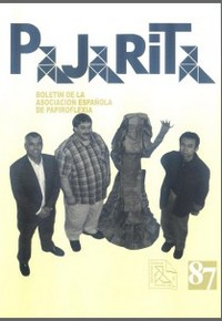 Cover of Pajarita Magazine 87