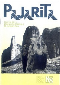 Cover of Pajarita Magazine 88