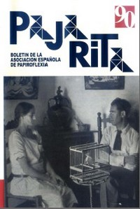 Cover of Pajarita Magazine 90