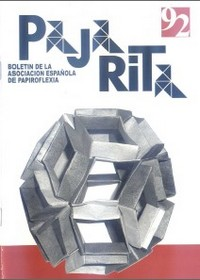 Cover of Pajarita Magazine 92