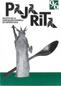 Cover of Pajarita Magazine 96