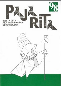 Cover of Pajarita Magazine 98