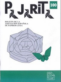 Cover of Pajarita Magazine 100