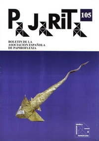 Cover of Pajarita Magazine 105