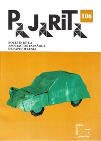 Cover of Pajarita Magazine 106
