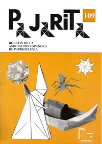 Cover of Pajarita Magazine 109