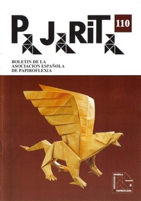 Cover of Pajarita Magazine 110