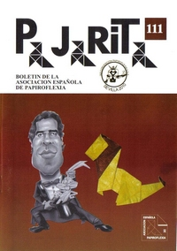 Cover of Pajarita Magazine 111