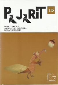Cover of Pajarita Magazine 115