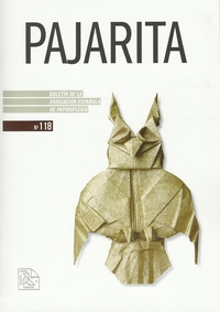 Cover of Pajarita Magazine 118