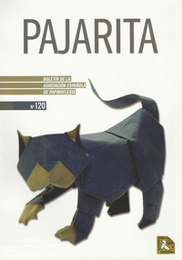 Cover of Pajarita Magazine 120