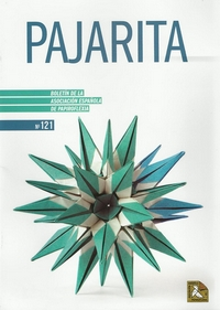 Cover of Pajarita Magazine 121