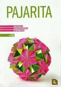 Cover of Pajarita Magazine 122