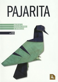 Cover of Pajarita Magazine 123