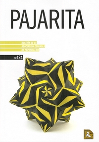 Cover of Pajarita Magazine 124