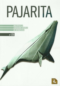Cover of Pajarita Magazine 125