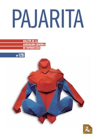 Cover of Pajarita Magazine 126