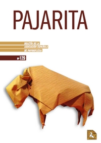 Cover of Pajarita Magazine 129
