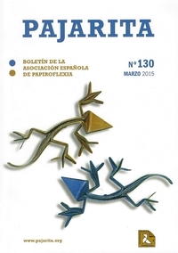 Cover of Pajarita Magazine 130