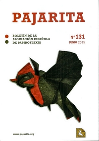 Cover of Pajarita Magazine 131