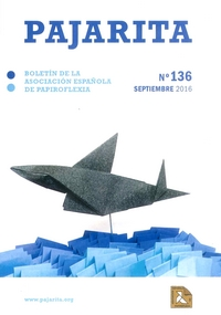 Cover of Pajarita Magazine 136