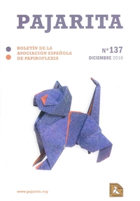 Cover of Pajarita Magazine 137