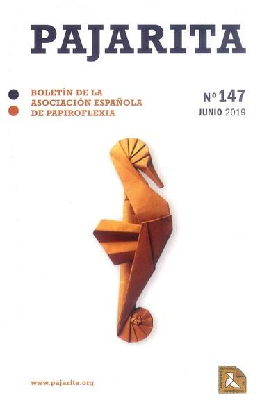 Pajarita Magazine 147 Book Review   Gilad's Origami Page
