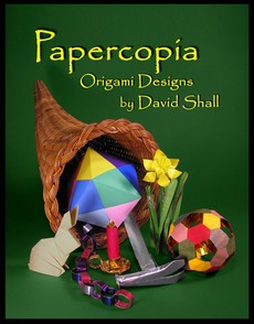Cover of Papercopia by David Shall