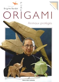 Cover of Pure Origami - Endangered Species by Gerard Ty Sovann