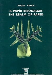 Cover of The Realm of Paper by Peter Budai