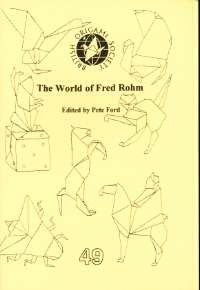 Cover of The World of Fred Rohm 49 by Peter Ford