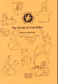 Cover of The World of Fred Rohm 50 by Peter Ford