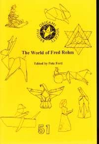 Cover of The World of Fred Rohm 51 by Peter Ford