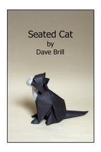 Seated Cat book cover