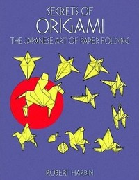 Cover of Secrets of Origami by Robert Harbin