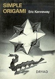 Cover of Simple Origami by Eric Kenneway