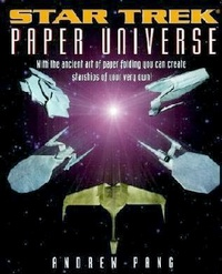 Cover of Star Trek - Paper Universe by Andrew Pang