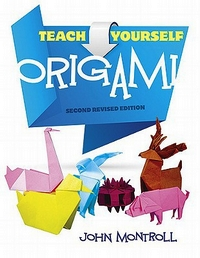 Cover of Teach Yourself Origami by John Montroll