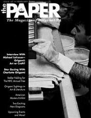 Cover of The Paper Magazine 67