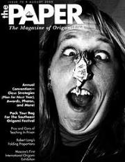 Cover of The Paper Magazine 70