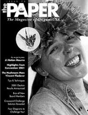 Cover of The Paper Magazine 75