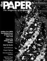 Cover of The Paper Magazine 80