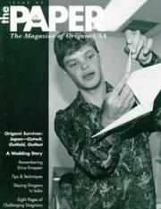 Cover of The Paper Magazine 83