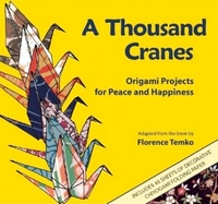 Cover of A Thousand Cranes by Florence Temko