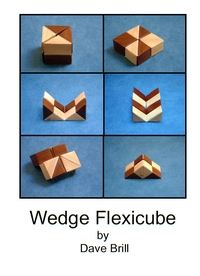 Cover of Wedge Flexicube by David Brill