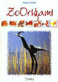 Cover of Zoorigami by Renzo Zanoni