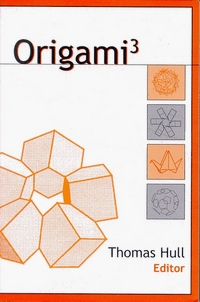 Cover of Origami 3 (3OSME) by Thomas Hull