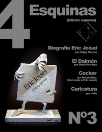 4 Esquinas Magazine 3 book cover