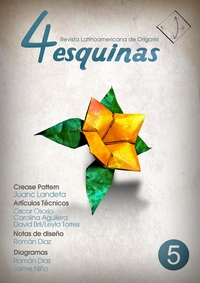 Cover of 4 Esquinas Magazine 5