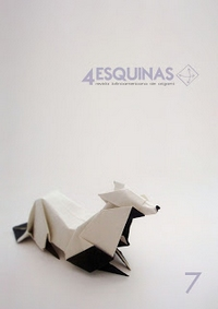 Cover of 4 Esquinas Magazine 7